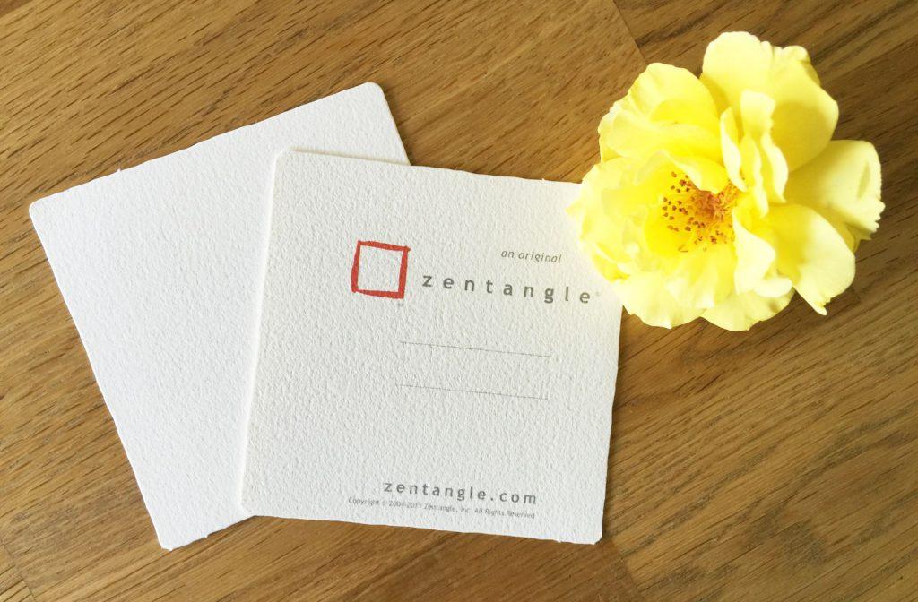 Original Zentangle® Tiles