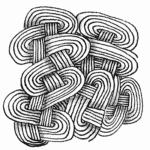 Zentangle Muster Jaysix