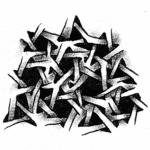 Zentangle Muster Tissoooh